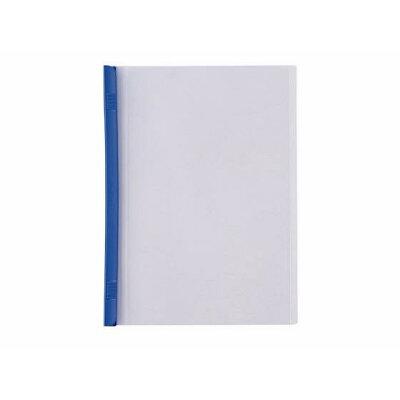 リクエスト スライドバーファイル(10冊パック) A4・S型 青