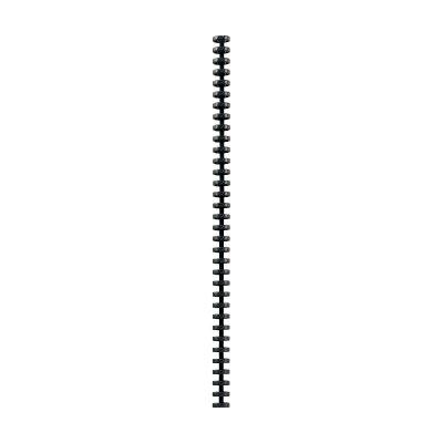 リヒトラブ LIHIT LAB. N-1857 ツイストリング製本用とじ具 A4 34穴