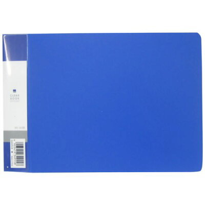 リクエスト クリヤーブック B6・E型 藍