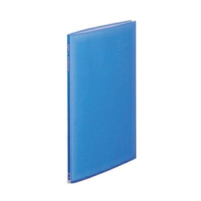 リクエスト 透明クリヤーブック B4L・S型 ブルー