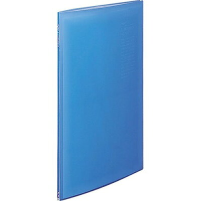 リクエスト 透明クリヤーブック A2・S型 ブルー