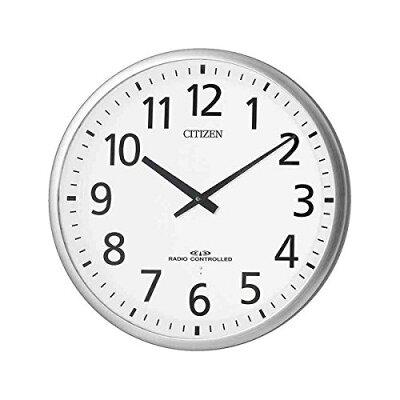 リズム 電波時計 4MY821-019