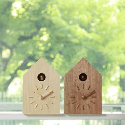 掛け時計 more trees モア トゥリーズ 鳩時計