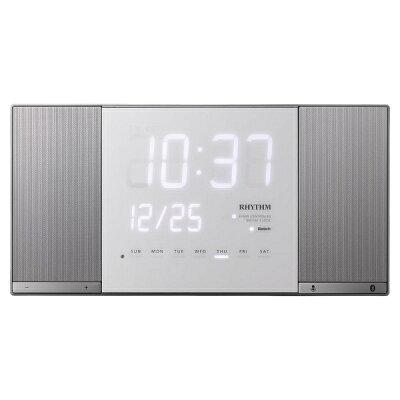 リズム時計工業 オーディオクロック 8RZ183RH19