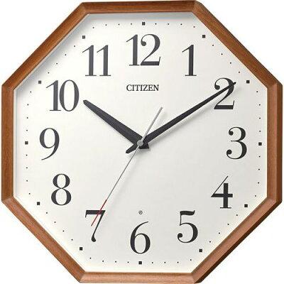 リズム時計 電波掛時計 8MY529-006 8MY529-006