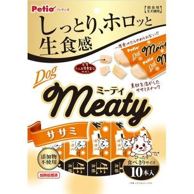ペティオ Meaty ササミ(10本入)