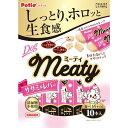 ペティオ Meaty(ミーティ) ササミ&レバー(10本入)
