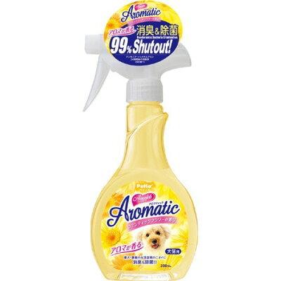 ペティオ エアセレブ アロマティック消臭剤 ロマンティックフラワーの香り(300ml)
