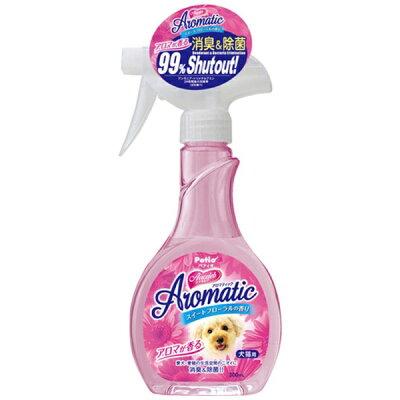 ペティオ エアセレブ アロマティック消臭剤 スイートフローラルの香り(300ml)
