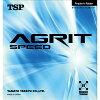 TSP-020046-0020-TA ティーエスピー 卓球ラバー 特厚・ブラック TSP アグリット スピード TSP0200460020TA
