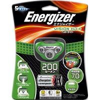 エナジャイザー ヘッドライト HDL200グリーン HDL2005GR(1コ入)