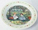 食器 果樹園 絵皿 「赤毛のアン」 セブンイレブンキャンペーン品