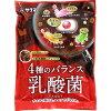 サクマ製菓 4種のバランス乳酸菌キャンデー 65g