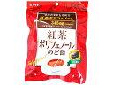 サクマ製菓 紅茶ポリフェノールのど飴 62g
