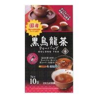 のむらの茶園 国産黒烏龍茶 ティーバッグ(3g*10袋入)