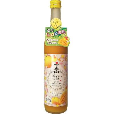 中田食品 とろこくマンゴー姫 マンゴーたっぷり梅酒 500ml