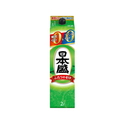 日本盛 2L糖質プリン体ゼロ