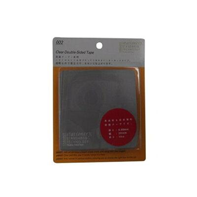 ニトムズ STALOGY 両面テープ 20mm幅 透明 S1022