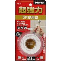 ニトムズ 超強力両面テープ 多用途 T4540(1巻)
