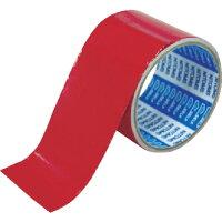 識別用カラーアルミテープ 50mm×2m 赤