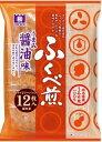 日新製菓 醤油ふくべ Fパック 13枚