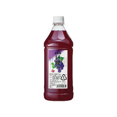 果実の酒 巨峰酒 1800ml ペットボトル