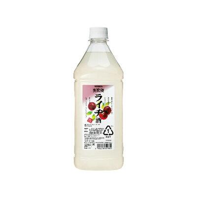 果実の酒 ライチ酒 1800ml ペットボトル