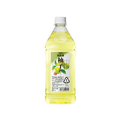 果実の酒 柚子酒 1800ml ペットボトル