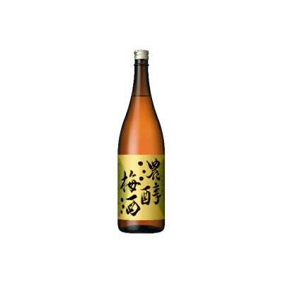 濃醇梅酒12度N1.8瓶