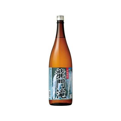 アサヒビール 乙類焼酎 龍門滝 25度 1.8L瓶