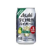 アサヒビール 辛口焼酎ハイボールシーク缶350ml