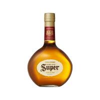 アサヒ スーパーニッカ 43°瓶 オリジナルフロートグラス 700ml