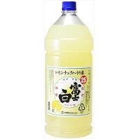 中野BC 富士白レモンチュウハイの素 4L