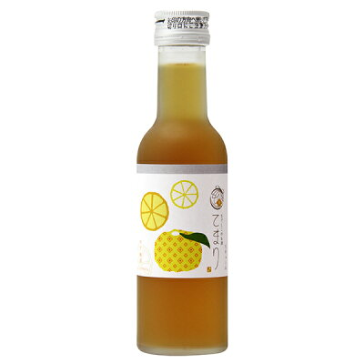 中野BC なでしこのお酒 てまり ゆず梅酒 180ml