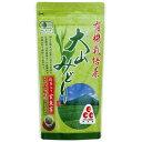 長田茶店 有機大山抹茶入玄米茶 3g〓12