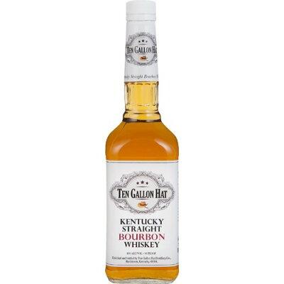 テンガロンハット バーボンウイスキー(700mL)