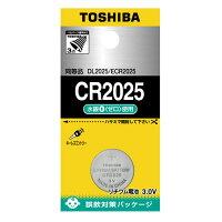 東芝 コイン型リチウム電池 CR2025EC(1コ入)