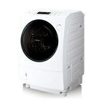 TOSHIBA ZABOON ドラム式洗濯乾燥機 TW-95G8L(W)
