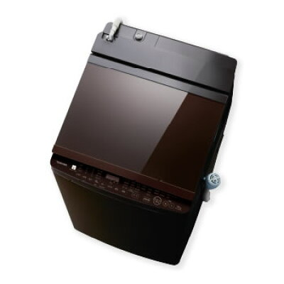 TOSHIBA ZABOON タテ型洗濯乾燥機 AW-10SV9(T)