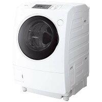 TOSHIBA ドラム式洗濯乾燥機 ZABOON TW-95G9L(W)