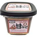ちくま食品 大江戸甘みそカップ 赤 500g