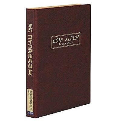 テージー 平成コインアルバムII C-38D 単位:サツ