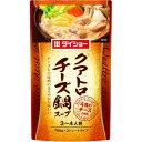 ダイショー クアトロチーズ鍋スープ(750g)