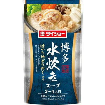 ダイショー 博多水炊きスープ(750g)