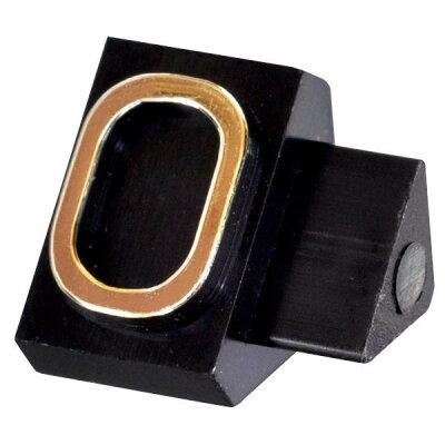 プライスキューブ単L 黒/金文字 表記 アイテム 数字 値段表示 POP プライスカード