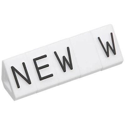 プライスキューブ補充用 M用 白/黒NEW 07106BKN 1406522