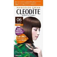 クレオディーテ ヘアカラークリーム 06 ビターチョコ(50g+50g)
