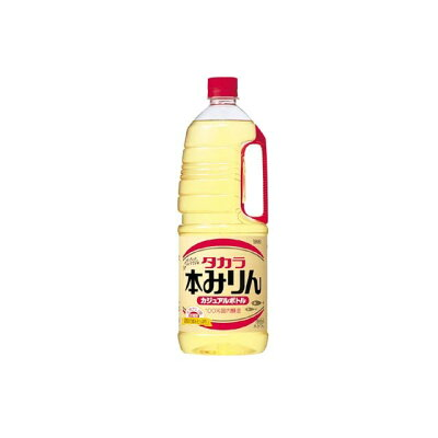 宝酒造 タカラ本みりん「カジュアルボトル」1.8Lペット