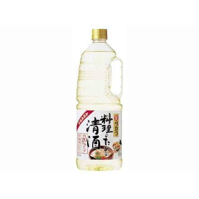 宝酒造 タカラ「料理のための清酒」1.8L取手付ペット