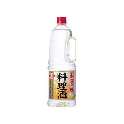 宝酒造 料理酒「料亭の味」1.8L取手付ペット